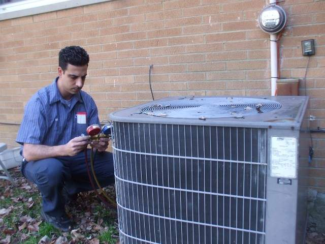 Furnace Installation and Maintenance Services