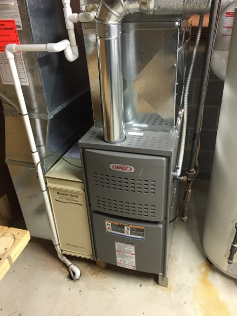 Hvac Furnace Amp Air Conditioner Installation Gallery Cleveland Ohio